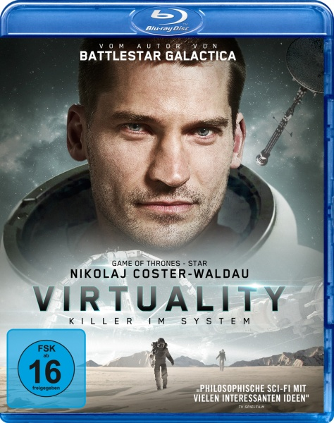 Virtuality - Killer im System (Blu-ray)