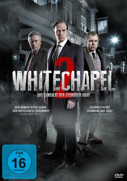 Whitechapel 2 - Das Syndikat der Brüder Kray (DVD)
