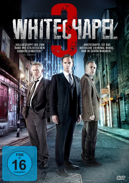 Whitechapel 3 (2 DVDs)