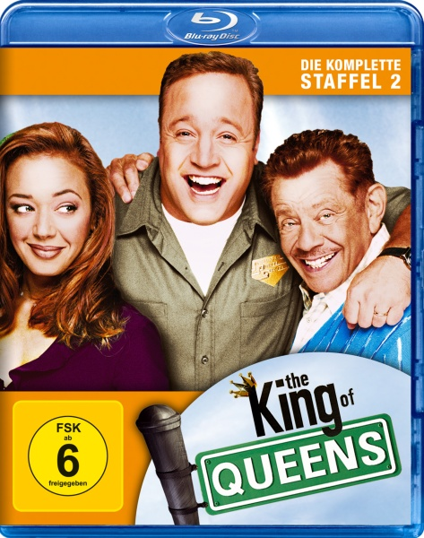 The King of Queens in HD - Staffel 2 (2 Blu-rays)