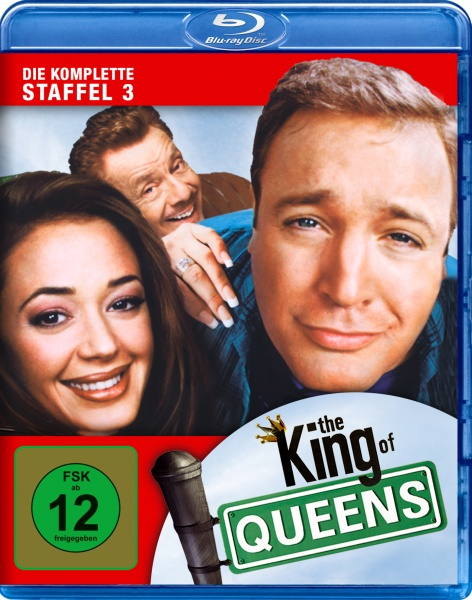 The King of Queens in HD - Staffel 3 (2 Blu-rays)