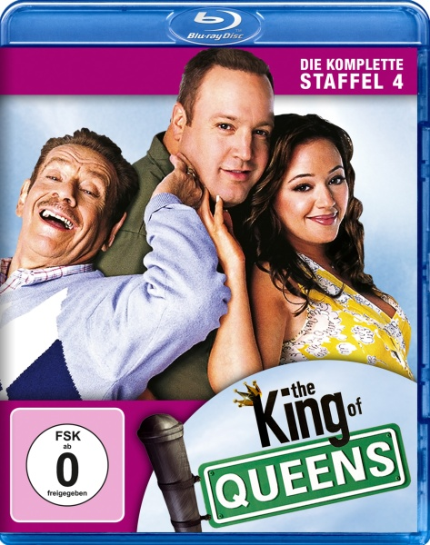 The King of Queens in HD - Staffel 4 (2 Blu-rays)