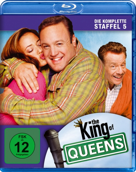 The King of Queens in HD - Staffel 5 (2 Blu-rays)