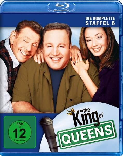 The King of Queens in HD - Staffel 6 (2 Blu-rays)