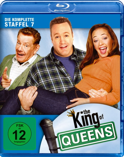 The King of Queens in HD - Staffel 7 (2 Blu-rays)