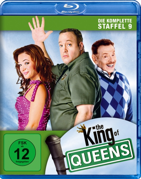 The King of Queens in HD - Staffel 9 (2 Blu-rays)