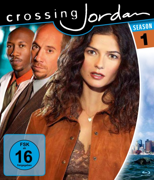 Crossing Jordan - Staffel 1 (5 Blu-rays)