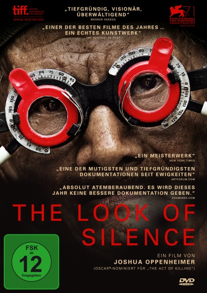 The Look of Silence (DVD)