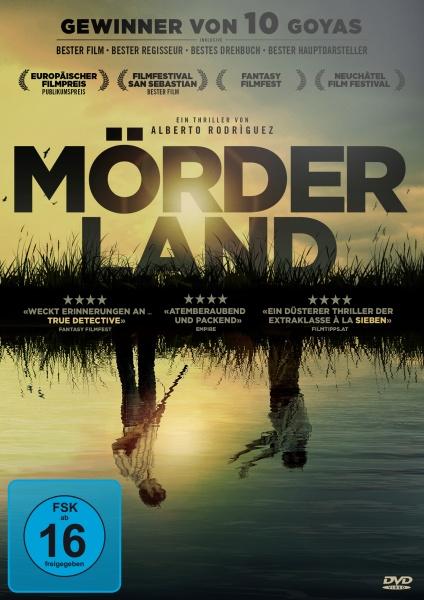 Mörderland - La Isla Mínima (DVD)