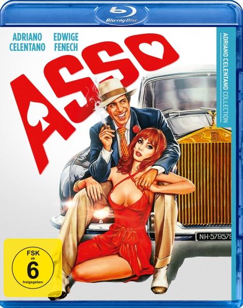 Asso - Ein himmlischer Spieler (Blu-ray)