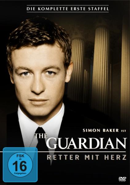 The Guardian - Retter mit Herz - Staffel 1 (5 DVDs)