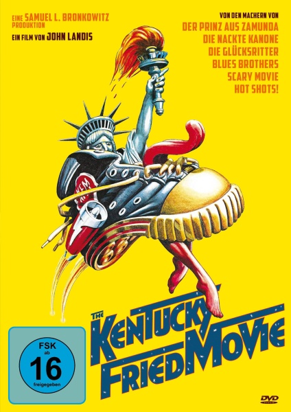 Kentucky Fried Movie (DVD)