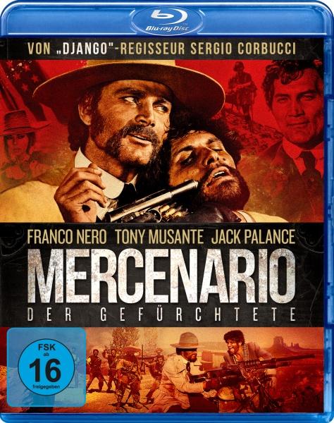 Mercenario - Der Gefürchtete (Blu-ray)