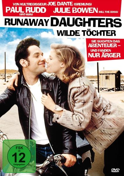 Runaway Daughters - Wilde Töchter (DVD)