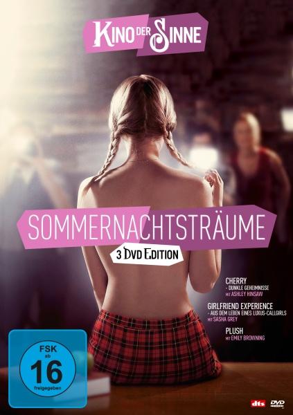Sommernachtsträume #2 (Cherry, The Girlfriend Experience, Plush) (3 DVDs)