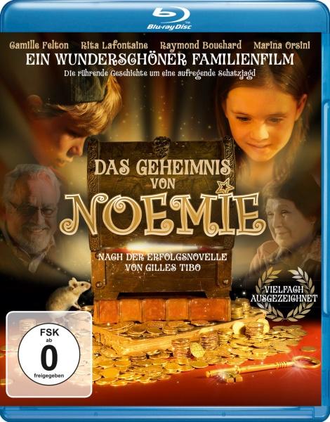 Das Geheimnis von Noemie (Blu-ray)