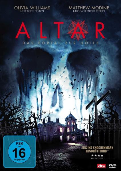 Altar - Das Portal zur Hölle (DVD)