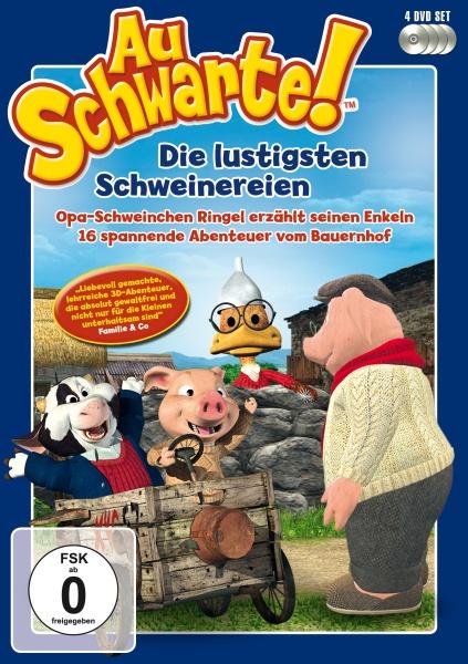 Au Schwarte! Die lustigsten Schweinereien (4 DVDs)