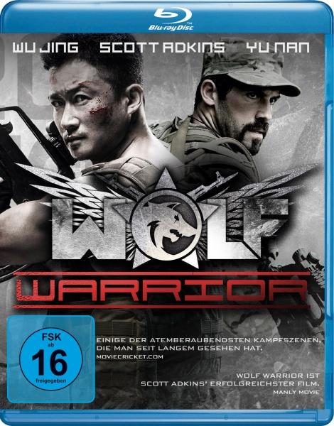 Wolf Warrior (Blu-ray)