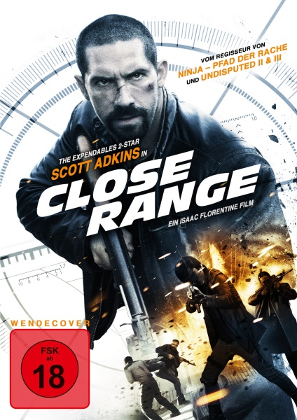 Close Range (DVD)