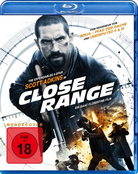 Close Range (Blu-ray)