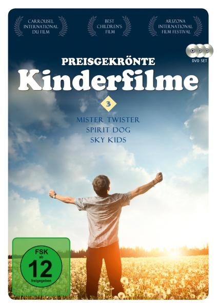 Preisgekrönte Kinderfilme 3 (3 DVDs)