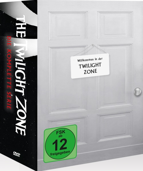 The Twilight Zone - Die komplette Serie (30 DVDs)