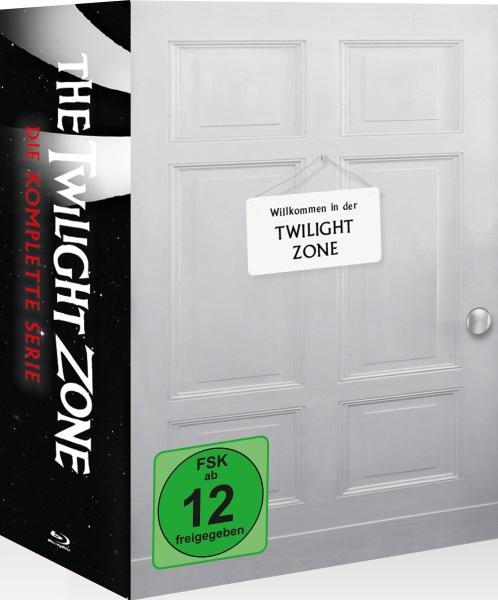 The Twilight Zone - Die komplette Serie (30 Blu-rays)