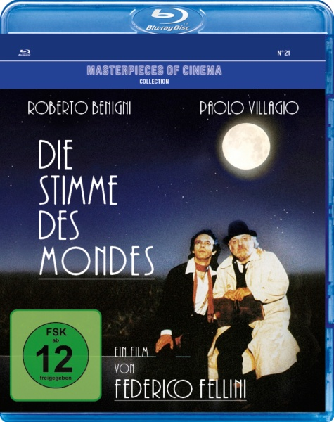 Die Stimme des Mondes (Masterpieces of Cinema) (Blu-ray)