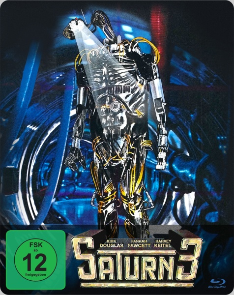 Saturn 3 (Steelbook) (Blu-ray)