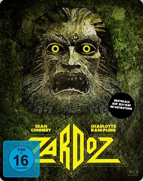 Zardoz (Steelbook) (Blu-ray)