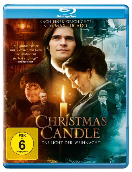 Christmas Candle - Das Licht der Weihnachtsnacht (Blu-ray)