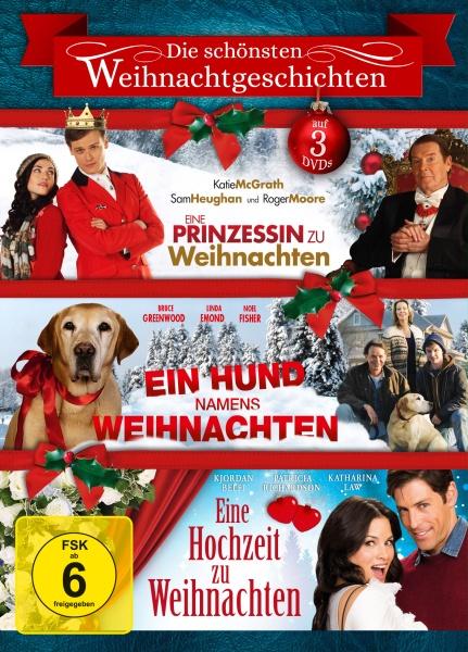 Die schönsten Weihnachtsgeschichten (3 DVDs)
