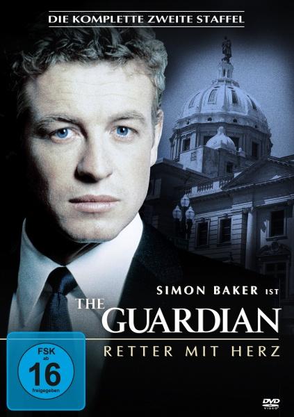The Guardian - Retter mit Herz - Staffel 2 (5 DVDs)