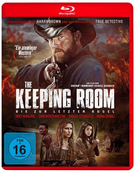 The Keeping Room - Bis zur letzten Kugel (Blu-ray)