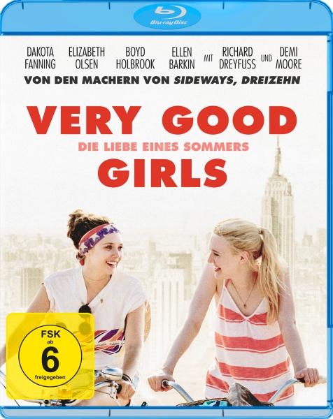 Very Good Girls - Die Liebe eines Sommers (Blu-ray)