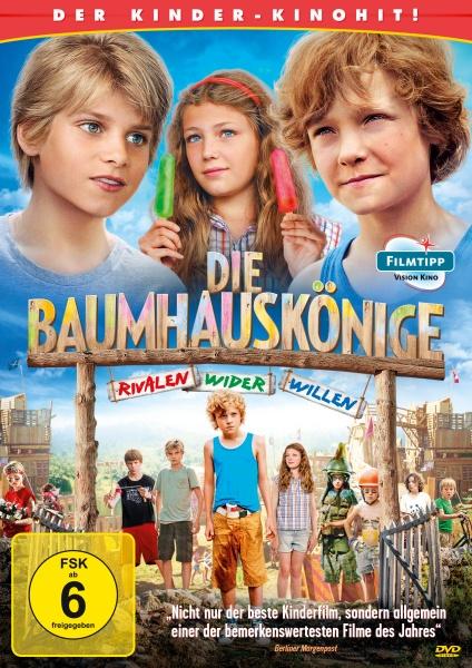 Die Baumhauskönige - Rivalen wider Willen (DVD)