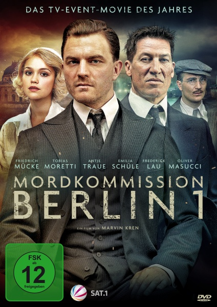 Mordkommission BERLIN 1 (DVD)