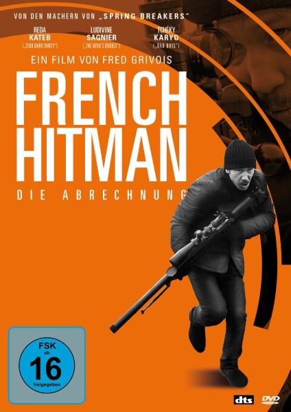 French Hitman - Die Abrechnung (DVD)