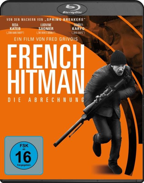 French Hitman - Die Abrechnung (Blu-ray)