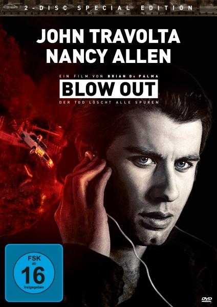 Blow Out - Der Tod löscht alle Spuren (2 DVDs)