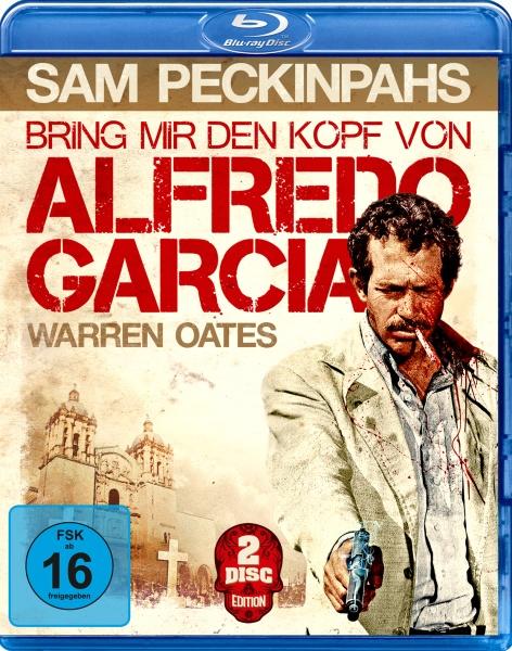 Bring mir den Kopf von Alfredo Garcia (Blu-ray+DVD)