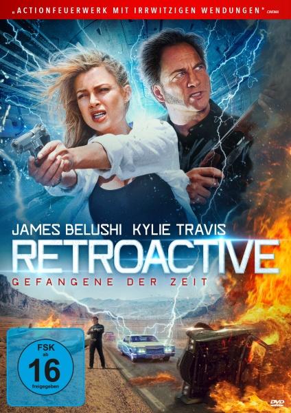 Retroactive - Gefangene der Zeit (DVD)