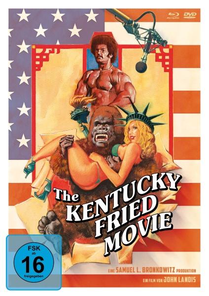 Kentucky Fried Movie - Mediabook (1 Blu-ray + 2 DVDs)