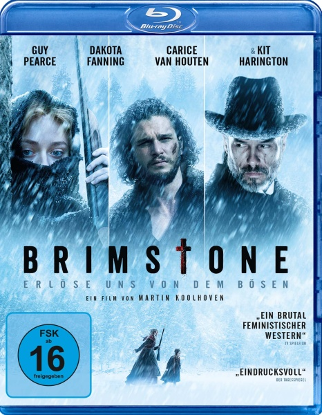 Brimstone (Blu-ray)