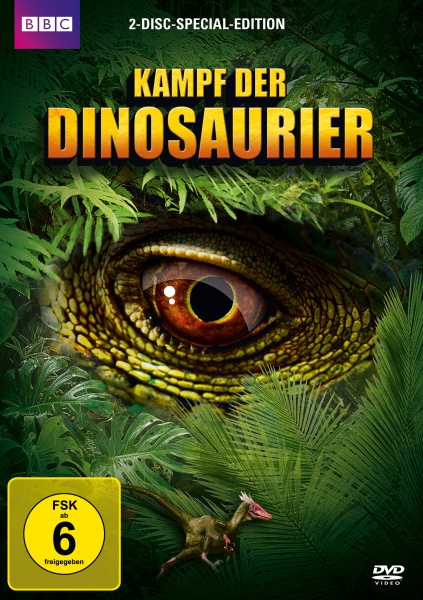 Kampf der Dinosaurier Special Edition (2 DVDs)