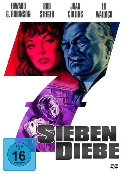 Sieben Diebe (DVD)