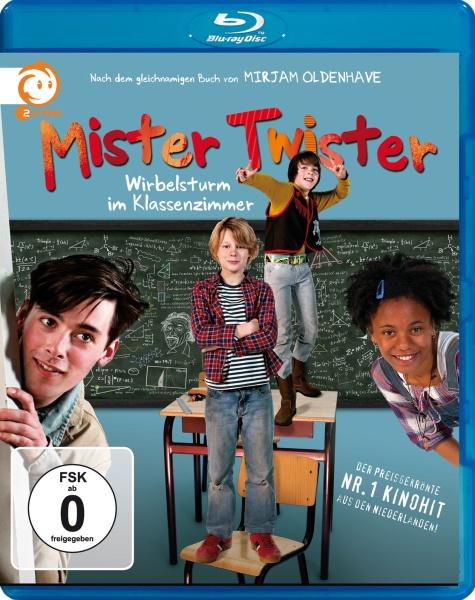 Mister Twister - Wirbelsturm im Klassenzimmer (Blu-ray)