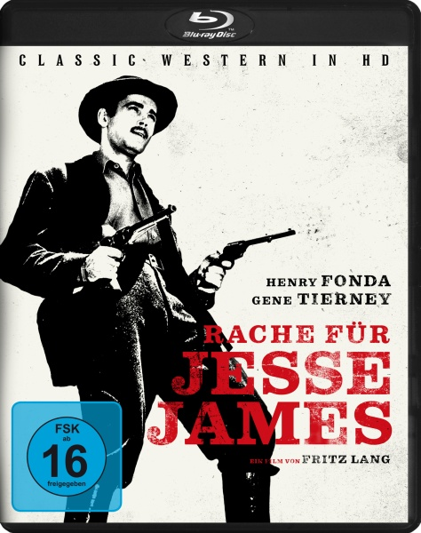 Rache für Jesse James (Blu-ray)