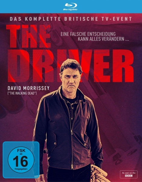 The Driver (Blu-ray)